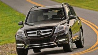 Mercedes-Benz GLK 2013 F/L