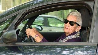 Důchodkyně uháněla 238 km/h. Bude čtvrt roku bez řidičáku