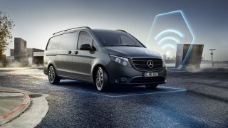 Mercedes-Benz Vito dostane nové motory a balíčky digitálních služeb