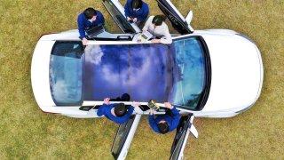 Hyundai solární panely