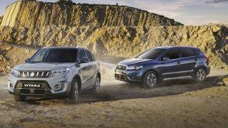 Benzinovému turbomotoru v Suzuki Vitara a S-Cross nově pomáhá elektřina. Snižuje spotřebu o 20 %