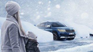 V zimě do vyhřátého auta! Nezávislé topení se vyplatí objednat do výroby, dodatečná montáž je dražší