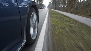 ADAC udržování v jízdním pruhu