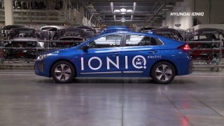 Test elektromobilu Hyundai Ioniq Electric