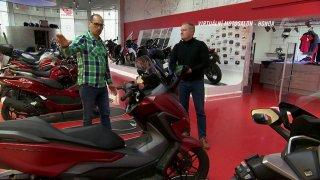 Virtuální motosalon: Honda a Can-Am