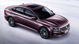 Volkswagen v Pekingu představil nový sedan pro čínský trh
