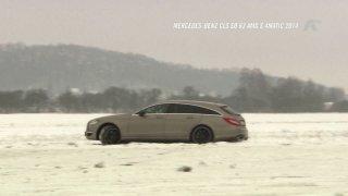 Recenze Mercedesu-Benz CLS 63 AMG S 4Matic z roku 2014 (Repríza)