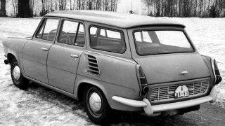 Škoda 1000 MB combi