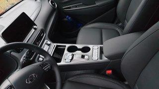 Hyundai Kona EV Power