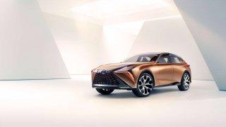Lexus představil nový koncept svého luxusního vlajkového crossoveru. LF 1 Limitless nabídne celou šíři možností systému pohonu.