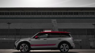 MINI John Cooper Works Clubman 14