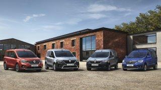 Expanze Renaultu ve třídě malých dodávek začne po novém roce. Týkat se bude Kangoo i Expressu
