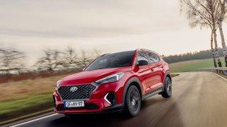 Hyundai Tucson N Line vstupuje na český trh
