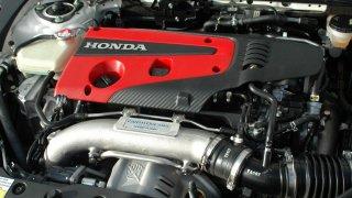 Honda Civic Type R interier 4