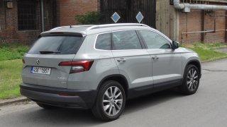 Škoda Karoq exteriér 4
