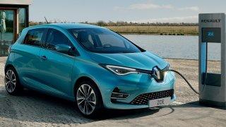 Elektrický Renault Zoe v novém vydání? Lepší dojezd i motor