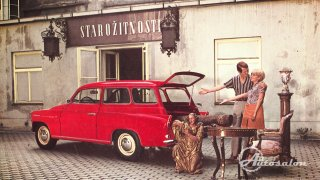 Škoda Octavia 1959 6