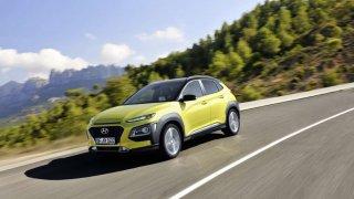 Rozsáhlý seznam asistenčních systémů i pohon všech kol. Kompaktní SUV Hyundai Kona má pět hvězdiček od Euro NCAP.