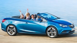 Opel Cascada - juchání kabriolet léto