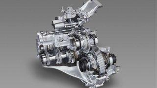 Toyota 6stupňová manuální převodovka