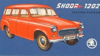 Škoda 1202 STW