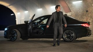 BMW a Mission: Impossible – Fallout