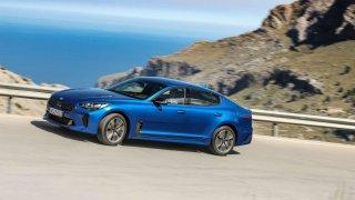 Dva nové modely Kia obdržely pětihvězdičkové hodnocení bezpečnosti v nárazových testech organizace Euro NCAP