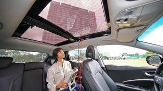 Hyundai bude využívat technologii solárního nabíjení
