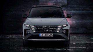 Hyundai Tucson 2021 N Line