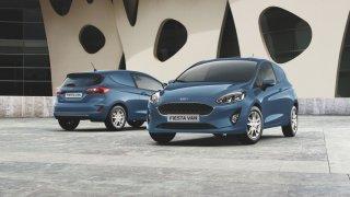 Ford představil novou Fiestu Van
