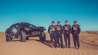 Sébastien Loeb příprava na Dakar - Obrázek 2