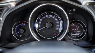Honda Jazz - interiér 3