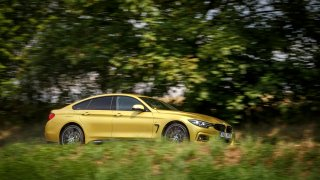 BMW i440 GrandCoupé xDrive jízdní 2
