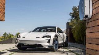 Porsche elektromobilita