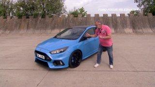 Test sportovního hatchbacku Ford Focus RS Edition