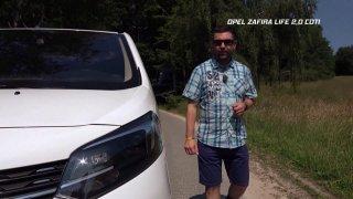 Recenze čtvrté generace velkého rodinného MPV Opel Zafira Life 2.0 CDTI