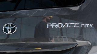 Toyota PROACE CITY logo