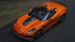 Brutální kabriolet po americku. Corvette ZR1 bez střechy