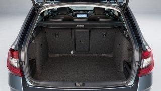 Škoda Octavia Combi - kufr