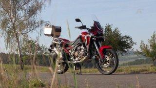 Recenze motocyklu Honda CRF 1100 Afrika Twin