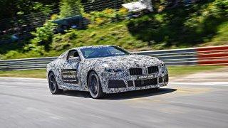 BMW M8 bude! Ostrá verze řady8 už se testuje