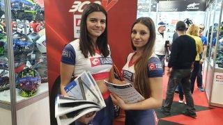 Motosalon Brno 2020 hostesky