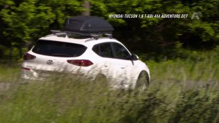 Recenze SUV Hyundai Tucson 1.6 T-GDI 4x4 DCT Adventure