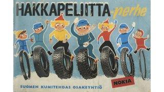 Legendární pneumatiky Nokian - Obrázek 1