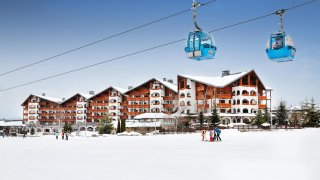 Levná lyžovačka 2600 m vysoko. Neuhodnete, kde ji hledat!