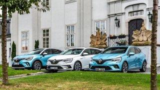 Renault tvrdě konkuruje novými hybridy Škodě i Toyotě. Sází na nízké ceny i na techniku z formule 1