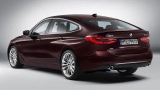 BMW řady 6 GT je elegantnější než předchůdce.