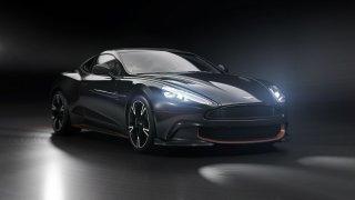 Loučení v gentlemanském stylu. Aston Martin Vanquish S Ultimate