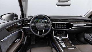 MMI Navigation plus a Audi connect pro Audi A6