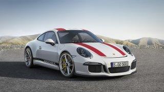 Exkluzivní Porsche 911 R často končí v garážích sb